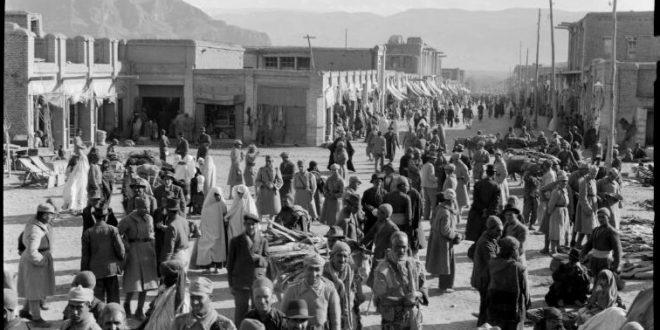 عکس های فرانک هارلی ازلرستان دردوران پهلوی اول