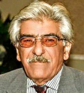 حمیدایزدپناه مولف ومحقق ایرانی